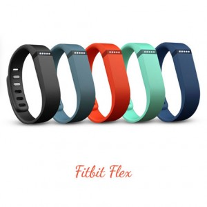 Top Wearable Fitness Devices - Fitbit Flex