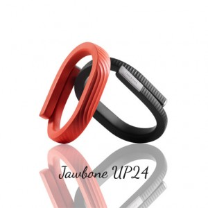 Top Wearable Fitness Devices - Jawbone UP24