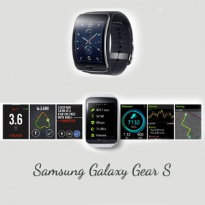 Top Wearable Fitness Devices - Samsung Galaxy Gear S