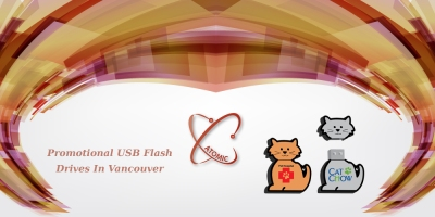 Promotional USB Flash Drives Vancouver
